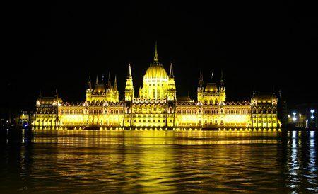 Parlament, Budapest