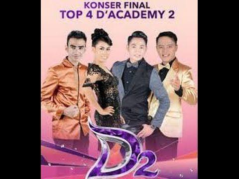 FULL 4 Besar Dangdut Akademi 2 Indosiar 2015