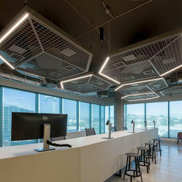 Industrial ديكور سقف حديد مودرن 009617117018 ترميم مقاولات تعهدات عامة Interior Ceiling Design Corporate Interior Design Ceiling Design Bedroom