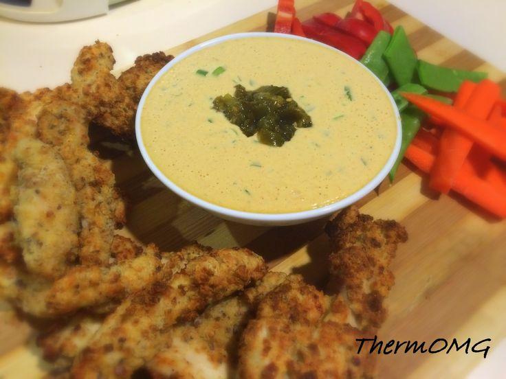 Finger Licken Chicken — ThermOMG