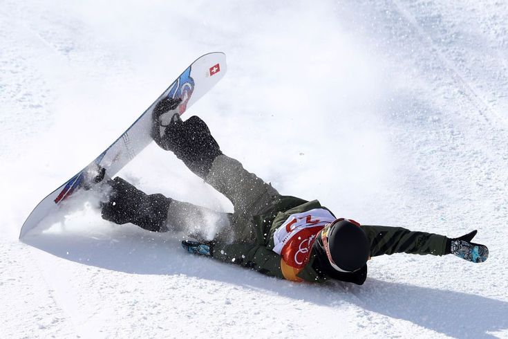 Money rules. Greed triumphs. Misplaced priorities win gold. That much is evident after the decision to hold the women's snowslope final in dangerously windy conditions.