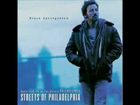 Street of Philadelphia - Bruce Springsteen. The movie was extraordinary. This music track is no less beautiful.
