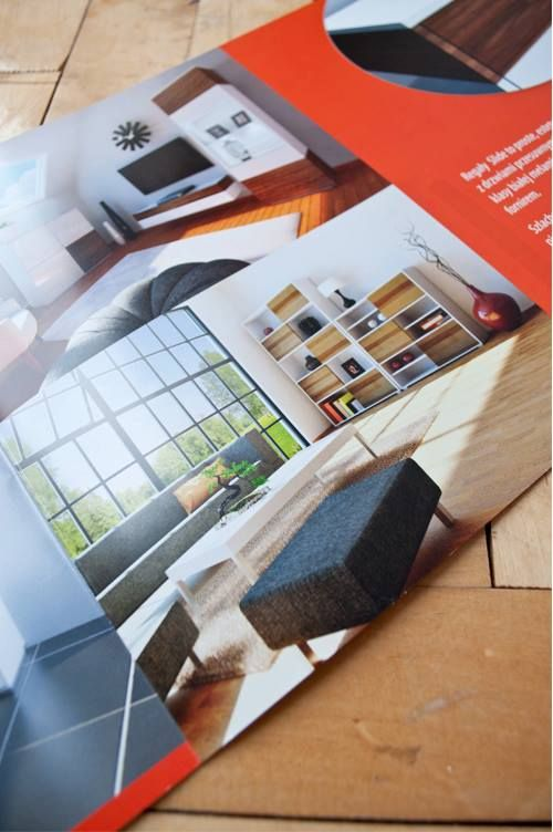 interior renders: furniture catalogue