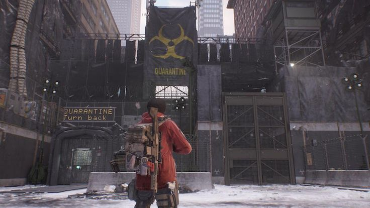 The Division's 'Dark Zone' Is Definitely A Work In Progress [UPDATE]