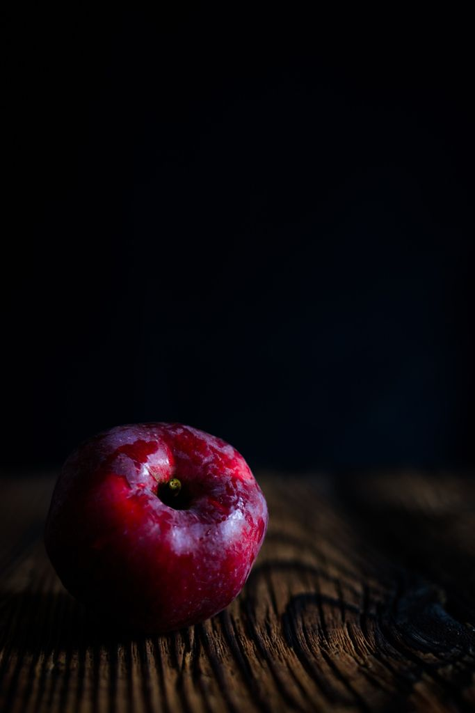 Ripe apple