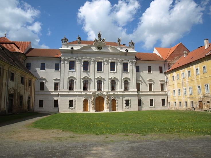 Benedictine Monastery Kladruby (near Pilsen)