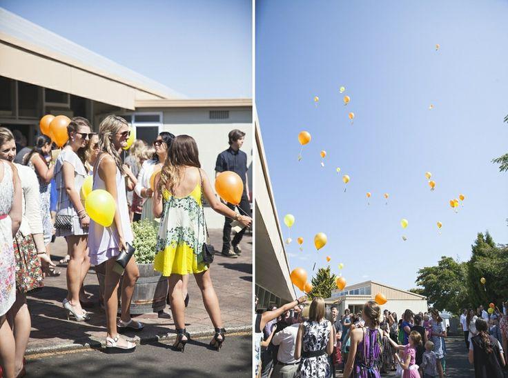 helium balloons, rustic farm wedding, backyard wedding, DIY wedding, Rustic, Vintage, Catholic wedding, outdoor wedding, anna allport photography, Auckland w...