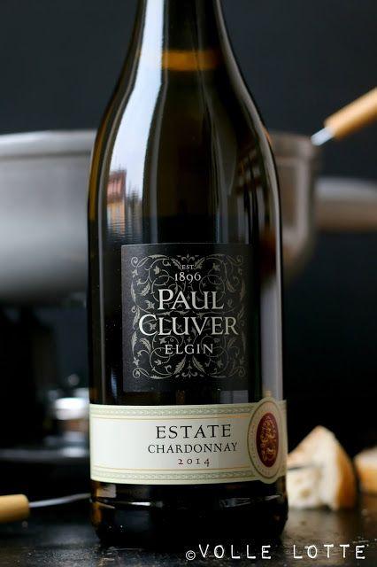 2014 Paul Cluver Chardonnay, Südafrika zum Schweizer Käsefondue