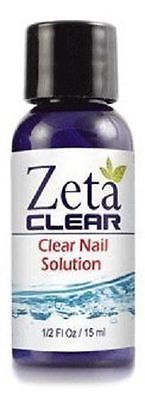 Nails: Zetaclear Nail Fungus Killer Topical Treatment Clear Toenail Solution Zeta Clear -> BUY IT NOW ONLY: $49.98 on eBay!