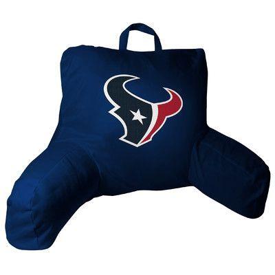 Northwest Co. NFL Texans Bed Rest Pillow