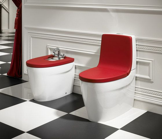 17 best images about inodoros w c toilet on pinterest for Modelos de water roca