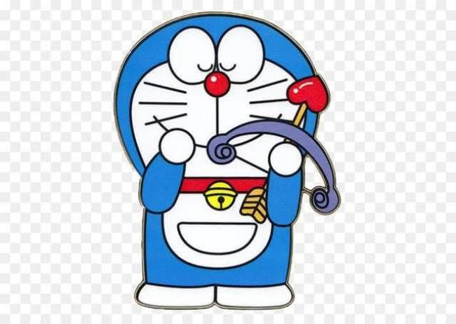 Wallpaper Doraemon Latar Hitam Animasi Doraemon Kartun