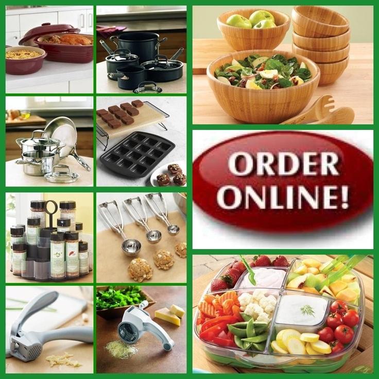 www.pamperedchef.biz/giftsbystephanie | Pampered Chef | Pinterest