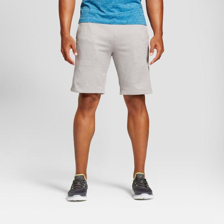 Men's Tech Fleece Shorts - C9 Champion Nickel Heather XL