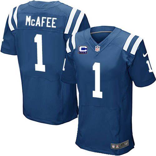 Pat McAfee Elite Jersey-80%OFF Nike C Patch Pat McAfee Elite Jersey at · Nfl  JerseysNike MenIndianapolis ColtsBlues TeamRoyal BlueYouthEasyKidsShop