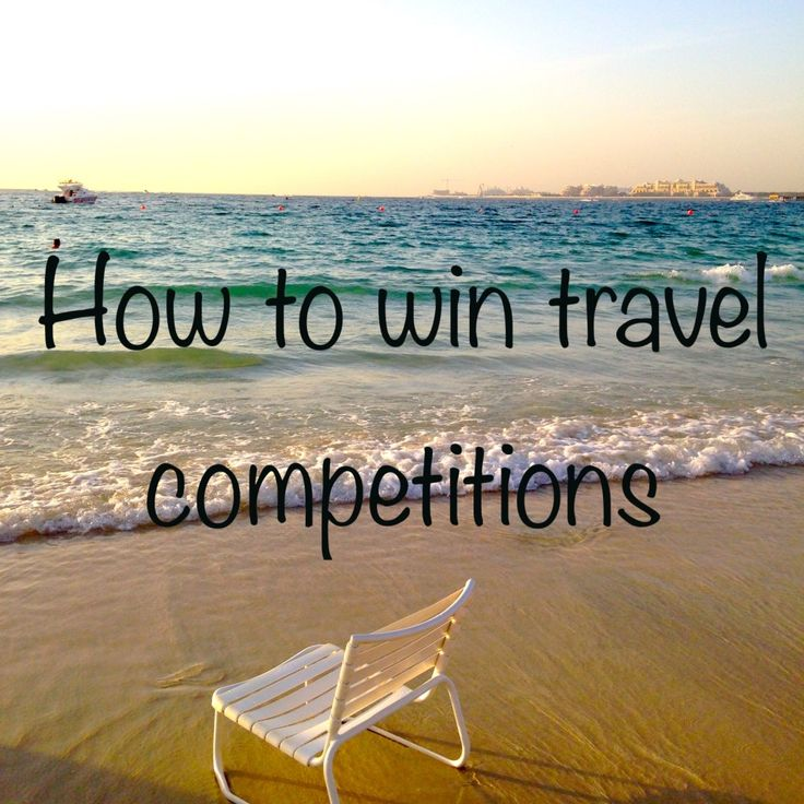 In the last couple of year I have had quite a string of wins when it comes to travel competitions. I've been to Denmark, UAE, Zanzibar, The Seychelles, South Africa and America, on top of three month's free membership at my local health spa and various smaller prizes such as a bracelet and magazine subscription… [...]