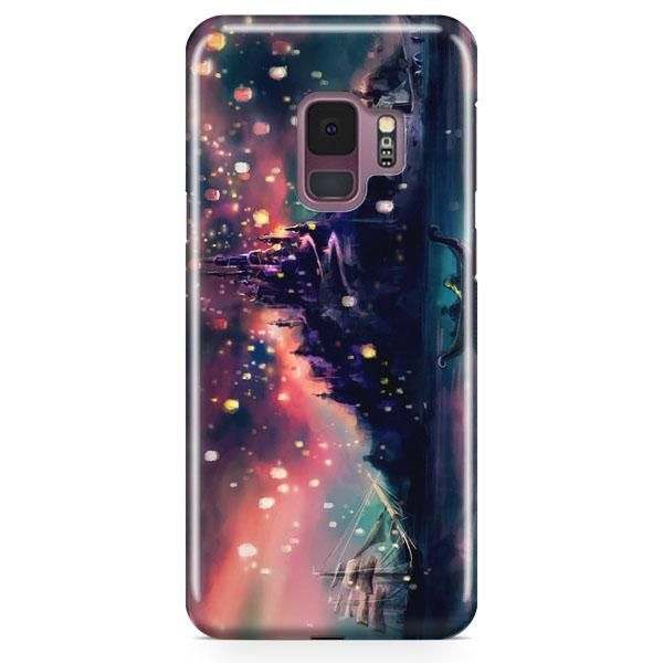 new concept 693bd 07fac Disney Tangled Samsung Galaxy S9 Plus Case | Casefantasy | Phone ...