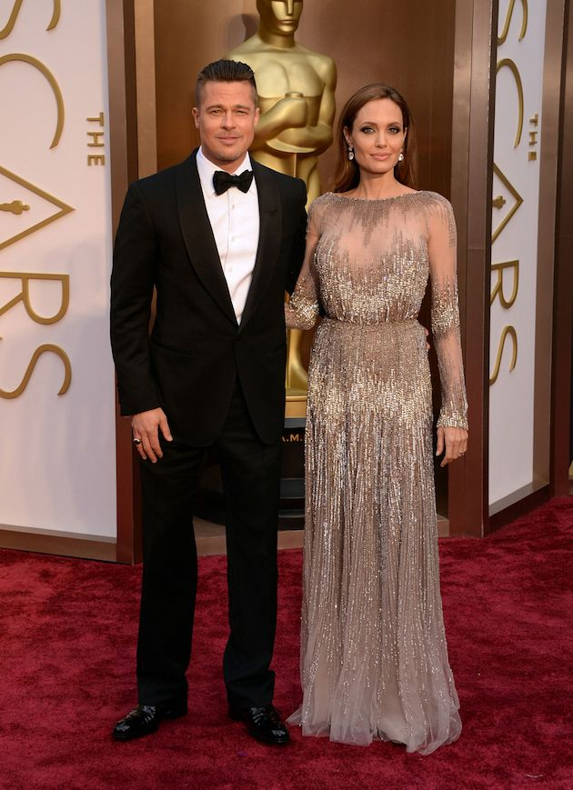 Brad Pitt Oscars 2014 - Dimitri Kontopos   StylehunterMAN.com