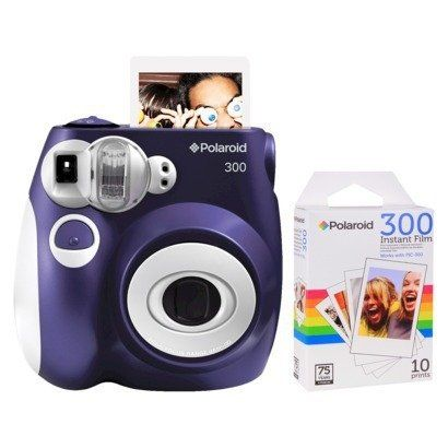 Polaroid 300 Instant Camera -- great gift for tweens and teens.