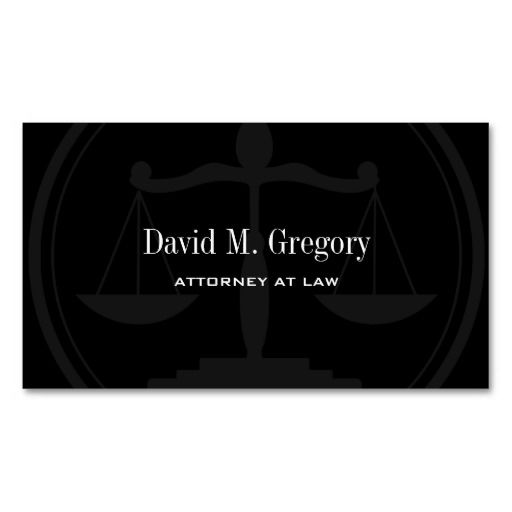 334 best lawyer business card templates images on pinterest simple professional attorney lawyer law firm business card templates fbccfo Images