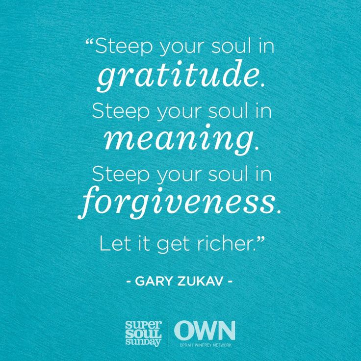 On this week's #SteepYourSoul, Gary Zukav is defining the ideas of success and failure. Sip on some of his wisdom here.