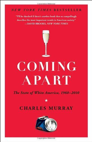 You wlll learn part of what is happening to our country.Coming Apart: The State of White America, 1960-2010 by Charles Murray http://www.amazon.com/dp/030745343X/ref=cm_sw_r_pi_dp_vlY1vb1ZXE092