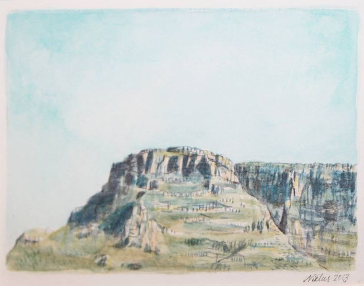 """""""An Other Mountain Series"""" - #31 