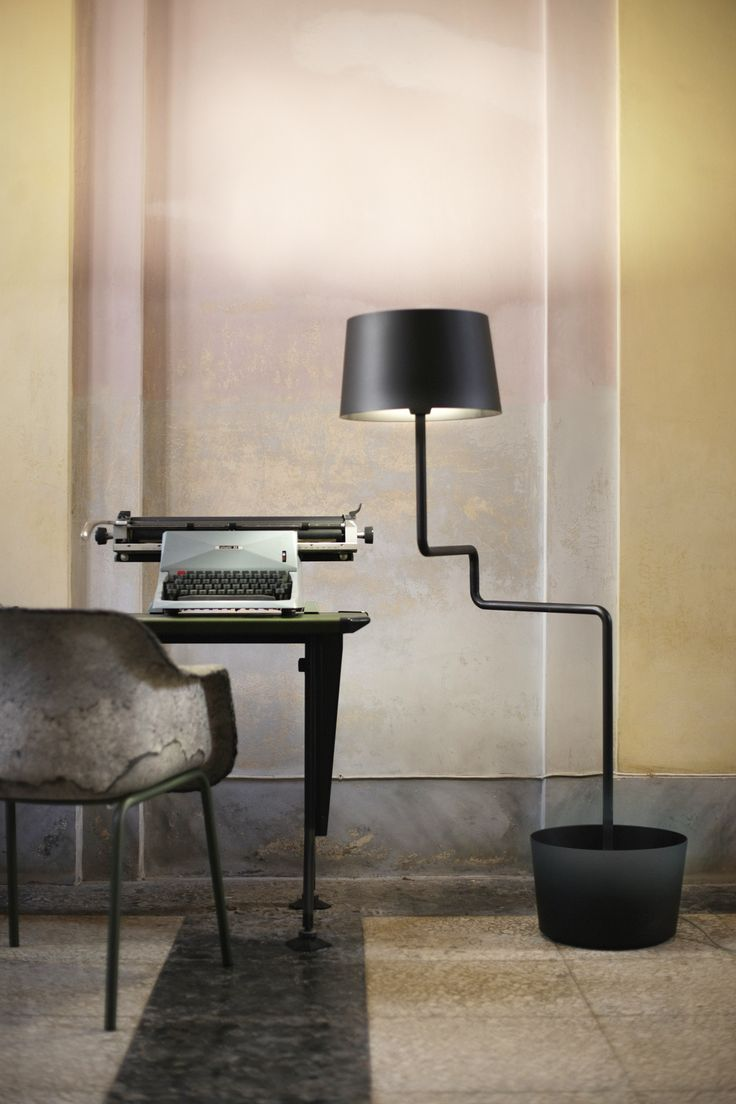 BB Is A Lamp Which Meets The Latest Requirements In Terms Of Optimization Space Layout Design And Use Thanks To Its Folded Tubular Pole Allows