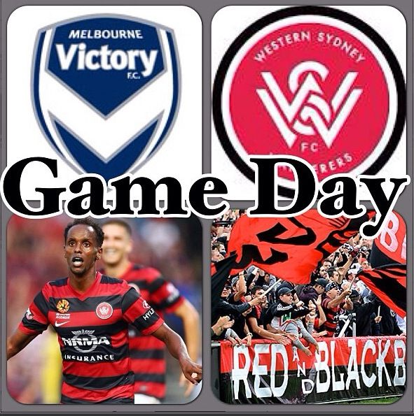 Melbourne Victory vs Western Sydney Wanderers