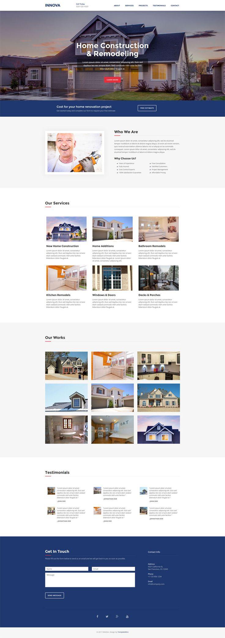 36 besten Free Bootstrap Templates Bilder auf Pinterest | Vorlagen ...