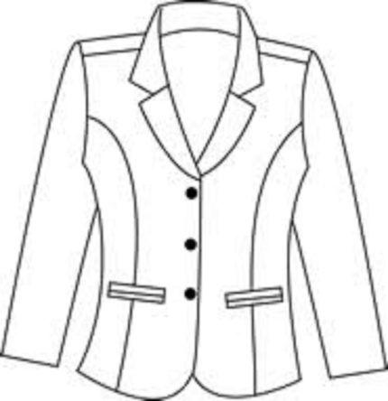 moldes de blazer femininos