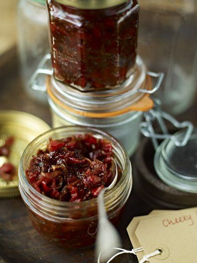 This is a great chilli chutney recipe; the sweetness created when cooking the peppers calms the heat of the chillies, giving the chutney a lovely…