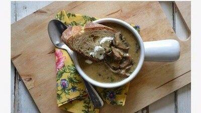 6 рецептов грибных супов... Записки шеф-повара - Мой Мир@Mail.ru