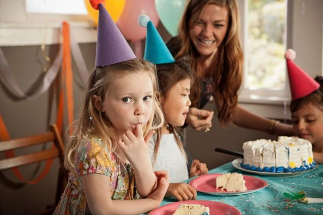Five Questions to Ask When Your Child Is Invited to a Birthday Party