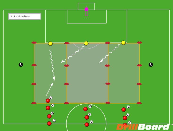 football skills and techniques pdf