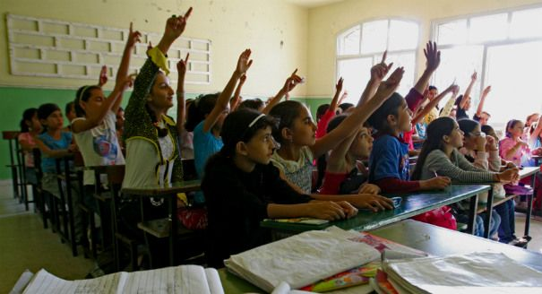 More coordination between international donors, the public sector, and civil society actors could fill gaps in education for Syrian refugees in Lebanon.