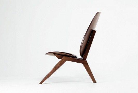 Aesthetic Beauty Lounge Chair by Minwoo Lee
