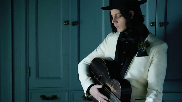 NPR front row: Jack White, live in concert, at the historic Fonda Theater in Hollywood, CA
