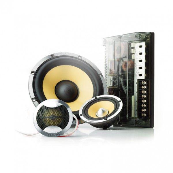 Focal 165 KRX3 3-way speakers kit