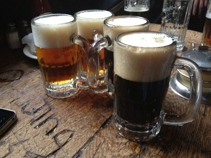 McSorley's Old Ale House in New York, NY