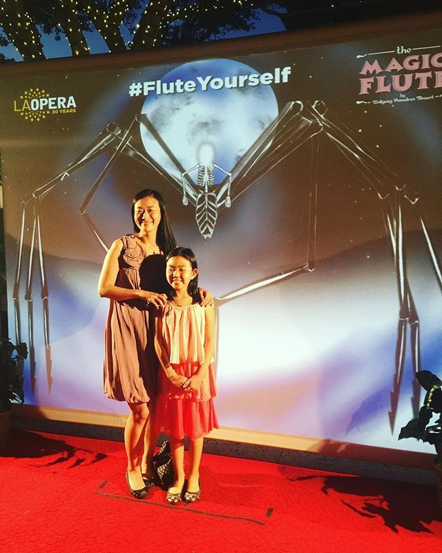 Check out #TheMagicFlute video wall! We want to see your pictures. Be sure to tag us and use the hashtag #FluteYourself!