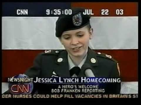 ▶ Jessica Lynch rescue hoax - amazing... must watch this...YouTube