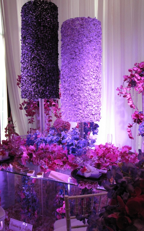 WedLuxe Wedding Show Experience.
