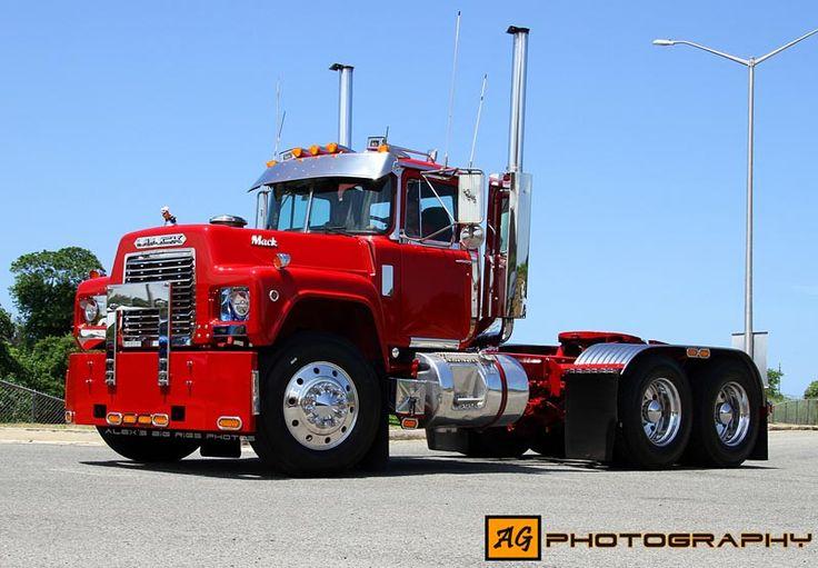 Trucking Camiones clásicos, Camiones grandes