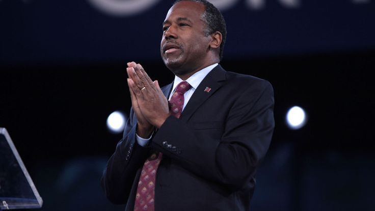 Ben Carson Discovers Easy Way To Heal America's Political Divisions