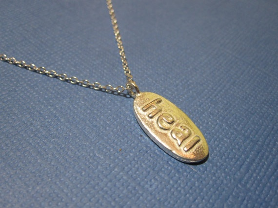 what a great talisman this would be...Healing Charms, Long Disc, Disc Necklaces, Marisa Lee, Charms Long, Lee Design