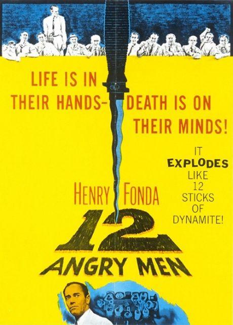 12 Kızgın Adam 1957