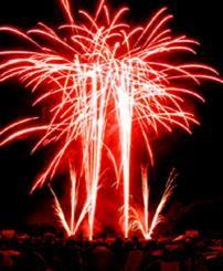 Fireworks big or small. Alan Casey Entertainment Agency Australia