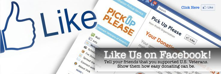 Pick Up Please Supports Veterans!
