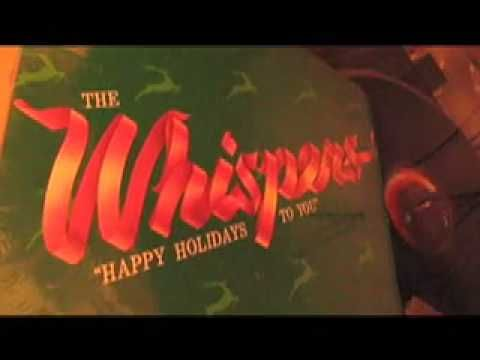 "▶ The Whispers - ""This Christmas"" - The Whispers is a R&B-Dance vocal group from Los Angeles, California, with a consistent track record of hit records dating back to the late 1960s. The Whispers were inducted into the Vocal Group Hall of Fame in 2003, and were winners of the Rhythm and Blues Foundation's prestigious Pioneer Award in 2008. By popular vote, the group was inducted into The SoulMusic Hall Of Fame at SoulMusic.com in December 2012."